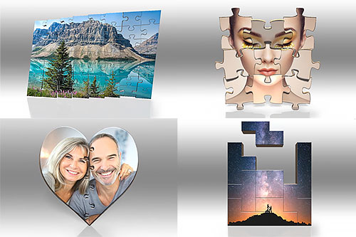 animated puzzles photoshop actions