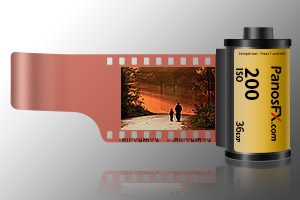 Filmstrip Effects Photoshop actions