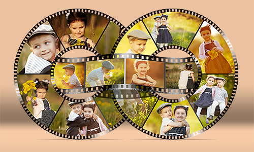 newsletter filmstrips template