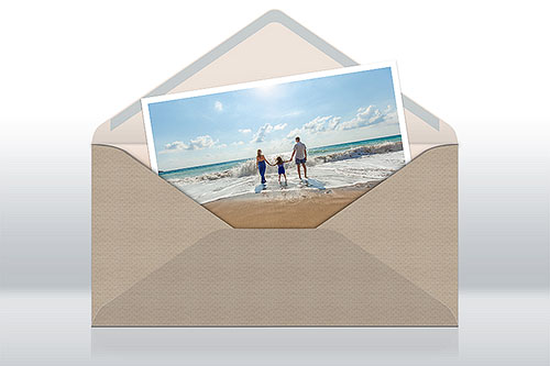 photo envelope 500px